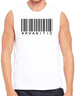 Arvanitic Barcode Sleeveless
