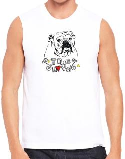 American Bulldog True Love Sleeveless