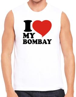 I Love My Bombay Sleeveless