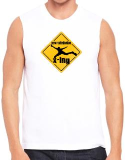 New Caledonian X-ing Sleeveless