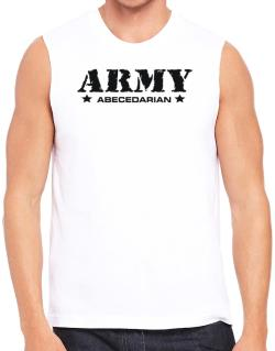 Army Abecedarian Sleeveless