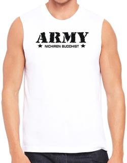Army Nichiren Buddhist Sleeveless