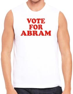 Vote For Abram Sleeveless