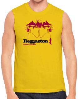 """  Reggaeton plugged into the sound "" Sleeveless"