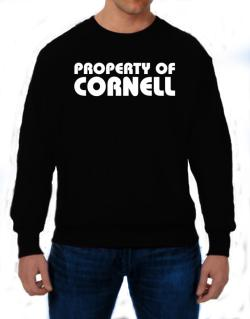 "Polera de "" Property of Cornell """