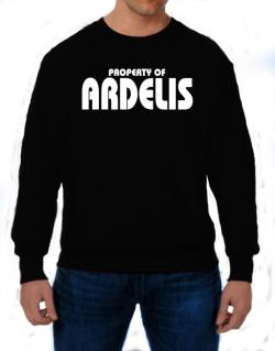 Property Of Ardelis Sweatshirt