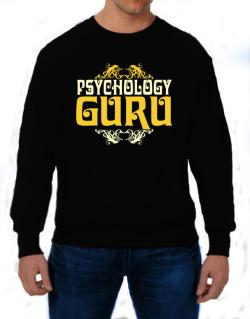 Psychology Guru Sweatshirt