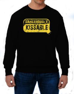 Dangerously Kissable Sweatshirt