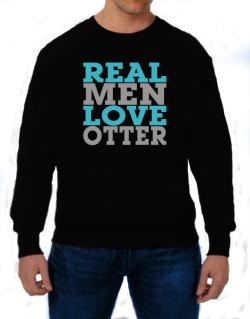 Polera de Real Men Love Otter