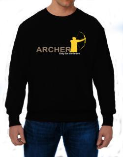 Archery - Only For The Brave Sweatshirt
