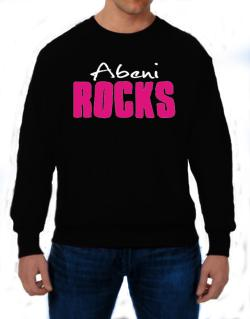 Abeni Rocks Sweatshirt