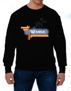 Wanda - Fiction Of Your Imagination Sweatshirt
