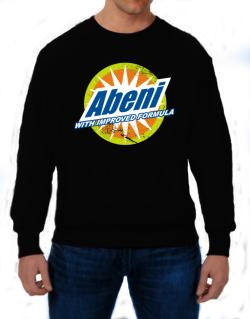 Abeni - With Improved Formula Sweatshirt