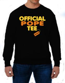 Official Pope Tee - Original Sweatshirt