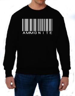 Ammonite Barcode Sweatshirt