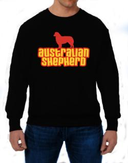 Breed Color Australian Shepherd Sweatshirt