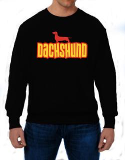 Breed Color Dachshund Sweatshirt