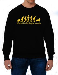 Evolution Of The Belgian Malinois Sweatshirt