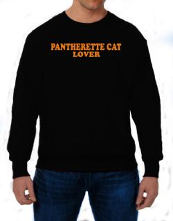 Pantherette Lover Sweatshirt
