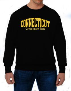 State Nickname Connecticut Sweatshirt