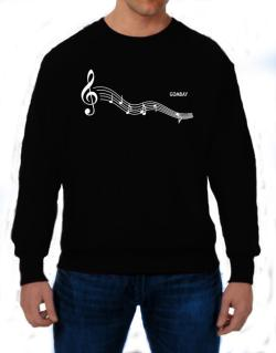 Gombay - Notes Sweatshirt