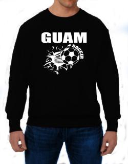 All Soccer Guam Sweatshirt