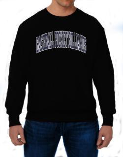 Baseball Pocket Billiards Athletic Dept Sweatshirt