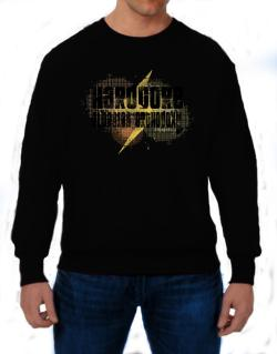 Hardcore Albanian Orthodoxy Sweatshirt