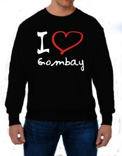 I Love Gombay Sweatshirt