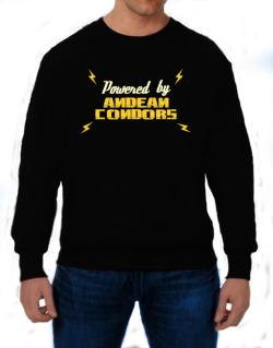 Powered By Andean Condors Sweatshirt