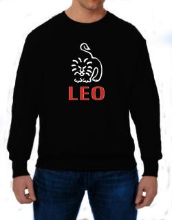 Leo - Cartoon Sweatshirt
