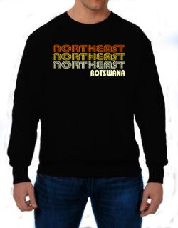 Retro Color Northeast Sweatshirt