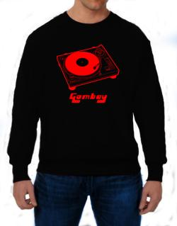 Retro Gombay - Music Sweatshirt