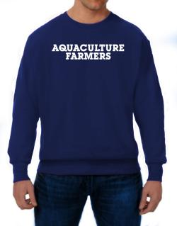 Aquaculture Farmers Simple Sweatshirt