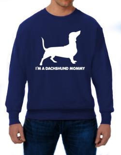 Dachshund mommy Sweatshirt