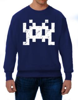 Polera de Space invaders retro