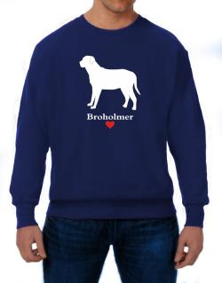 Broholmer love Sweatshirt