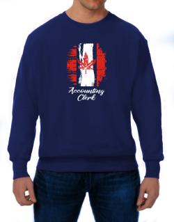 Accounting Clerk - Canada  Sweatshirt