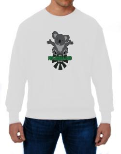 Koalafied for a hug Sweatshirt