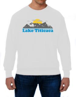 Lake Titicaca  Sweatshirt