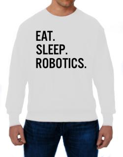 Polera de Eat sleep robotics