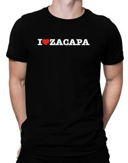 I Love Zacapa Men T-Shirt