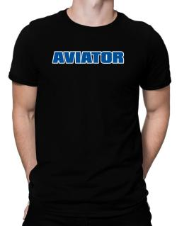 Aviator Men T-Shirt