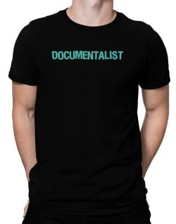 Documentalist Men T-Shirt