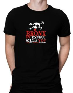 Bronx In Excess Kills You - I Am Not Afraid Of Death Men T-Shirt