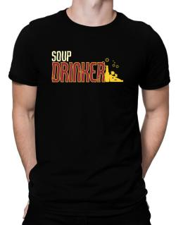 Soup Drinker Men T-Shirt