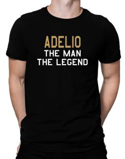 Adelio The Man The Legend Men T-Shirt