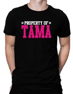 Property Of Tama Men T-Shirt