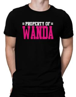 Property Of Wanda Men T-Shirt