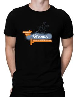 Wanda - Fiction Of Your Imagination Men T-Shirt